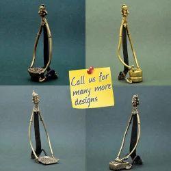 Dhokra - Bell Metal - Modern Style Sculptures