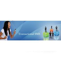 Web Based Transactional SMS Service With API, in Kolkata, Pan India