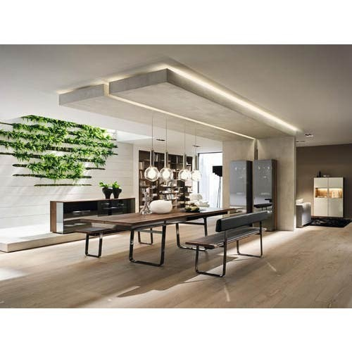 Dining Room False Ceiling | Suresh Decorators | Wholesale ...