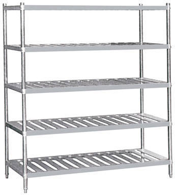 Storage Rack And Bookshelf Stainless Steel Kitchen Rack