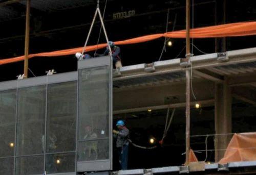 Unitized Curtain Walls | Thrissur | Skyspan Facade Systems | ID