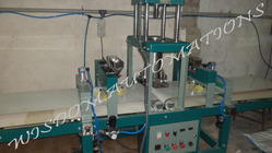 Automatic Paratha Making Machine