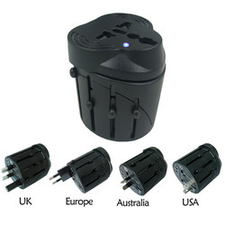 Universal Black Adapters