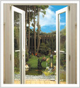 De- Frame Windows And French Doors