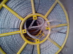 Stringing Purpose Pilot Wire