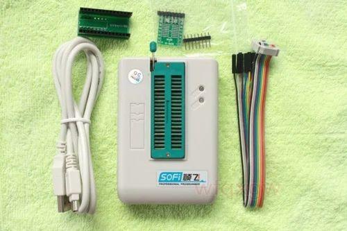 USB EEPROM SPI BIOS Universal SP8-A Programmer - Microchip