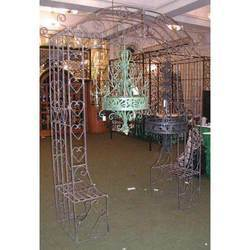 Wrought Iron Furniture At Best Price In India