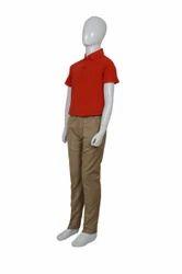 Uniform 3-16 Years Boys T-shirt Trouser Set