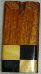 Smoking Wooden Dugout