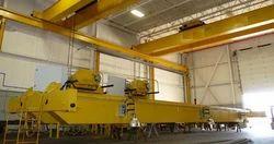 Loading Overhead Crane
