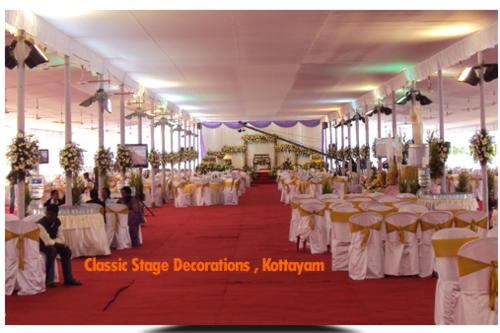 Decoration Services And Pandal Service Provider Classic
