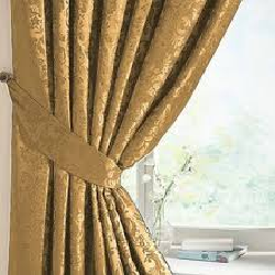 Designer Curtains Cotton Window Curtains Exporter From