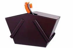 Dark Brown MDF Gift Hamper, Capacity: 1-5 Kg