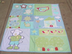 Baby Quilt in Delhi | Manufacturers & Suppliers of Baby Quilt : baby quilts online - Adamdwight.com