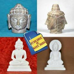 Stone Buddha Statue - Stone Carvings Statues