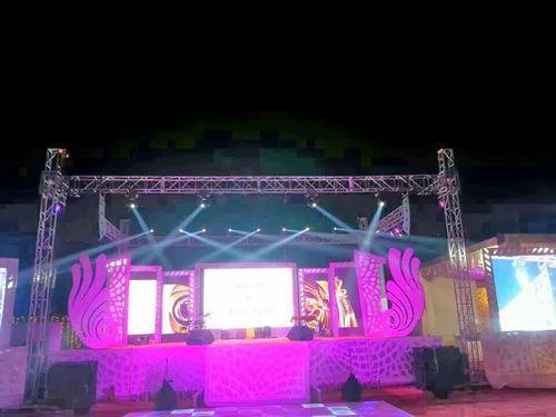 Lighting Trusses - Lighting Truss Manufacturer from Delhi