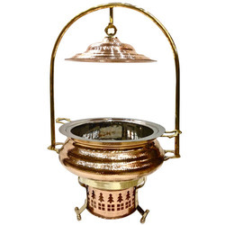 Copper Chafing Dishes Part 1