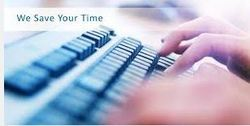 Data Entry, Data Processing, Data Extraction
