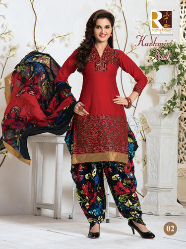 Designer Embroidered Salwar Suit Everbuy Store Surat Id 9885848312