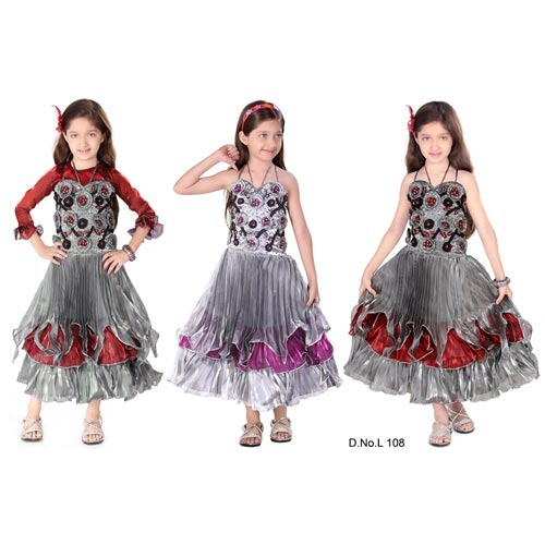 cc9694d42ffa Fancy Girls Frock at Rs 565  piece(s)