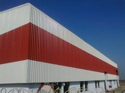 Warehouses Colour Coated Roofing Sheet