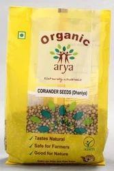 Organic Coriander Seeds Dhaniya