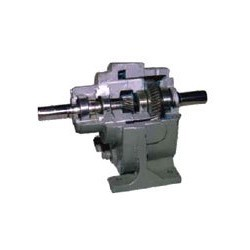 Gear Motor and Gearbox
