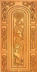 Carving Door  sc 1 st  IndiaMART & Wooden Door in Kannur लकड़ी का दरवाजा कन्नूर ...