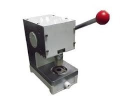 Coin Cutting Machine