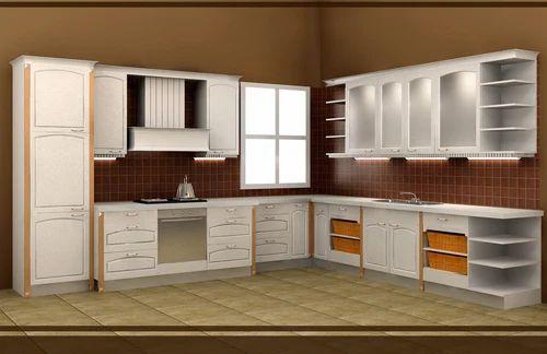 Designer PVC Modular Kitchen, Pvc Modular Kitchens ...