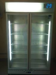 Glass Door Refrigerator 1000 Ltr Capacity