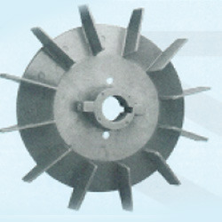 Plastic Fan Suitable For Texmo 132 Frame Size