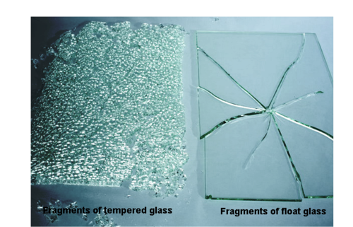 Architectural Glass Tempered Glass Manufacturer From