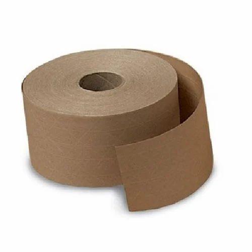 apollo gummed carton sealing tape rs 8 piece iswarya lakshmi