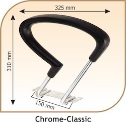 Chrome Classic Chair Handle