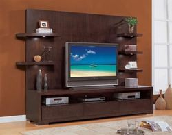 Being a notable enterprise of this industry, devotedly engaged in offering  a wide range of Wooden LED Unit. Offering Wooden TV Furniture is designed  and ...