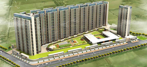 Akshar Greenworld Airoli Navi Project In Andheri East Mumbai