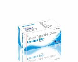 Fitwel Feeximm头孢克肟分散片100 mg
