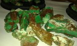 Chrysoprase Rough Gemstone