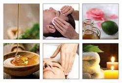 Massage and Aroma Therapy