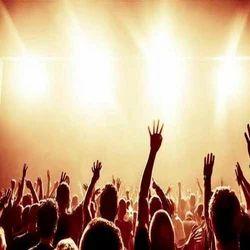 Live Concerts Organizer Service, kolkata