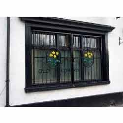 Elegant Window Grills