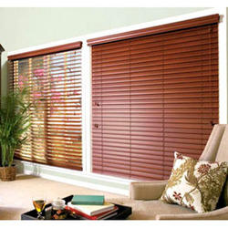 Wooden Shutter Blinds व ड ब ल इ In