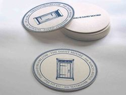 Paper Coaster - Paper Coasters Manufacturer, Supplier & Wholesaler
