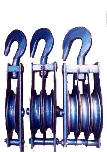 Wire Rope Pulleys Block at Rs 1000 /piece | Wire Rope Block | ID ...
