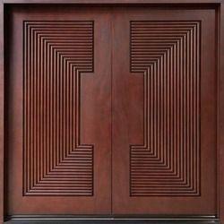 Brilliant Wooden Door Designing In India Inspirational Interior Design Netriciaus