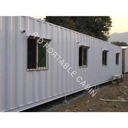Prefab Steel Bunkhouse Cabin