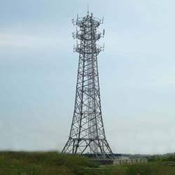 Ground Based Self Support Telecom Tower