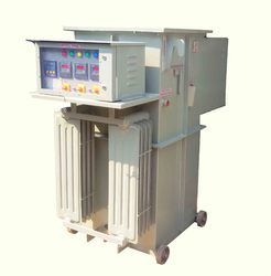 PEC Model Name/Number: 200 Avc Industrial Voltage Stabilizers, Current Capacity: 288 A, 360-480