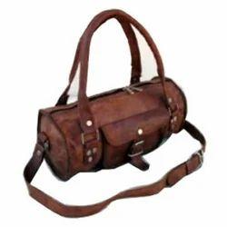 Round Duffle Bag